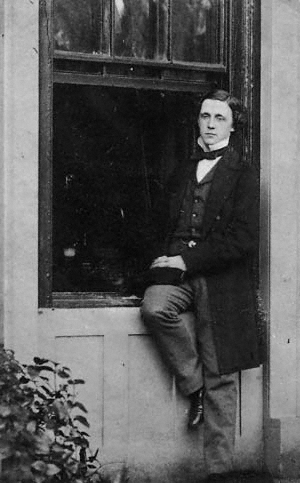 Image result for charles lutwidge dodgson