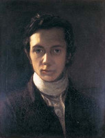 William Hazlitt (1778–1830) self-portrait, c. 1802